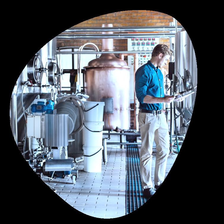 incwo logiciel de gestion, CRM et ERP pour industries et manufactures