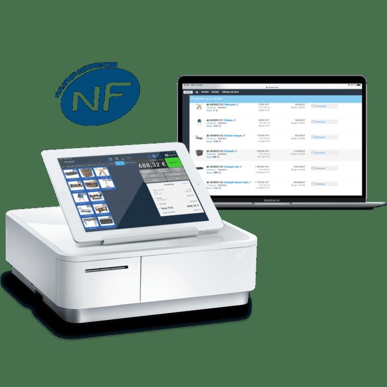 incwo logiciel certifié NF 203 et NF 525